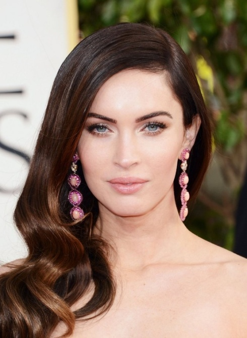 4 Megan Fox at Golden Globes